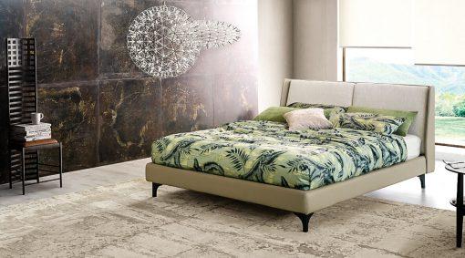 Manželská posteľ Evan