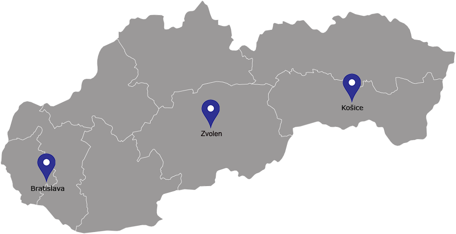MSJ mapa