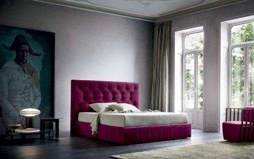 Manželská posteľ Hamilton