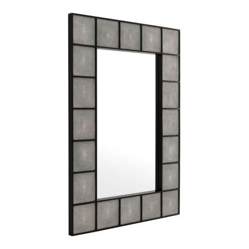 Zrkadlo Shagreen